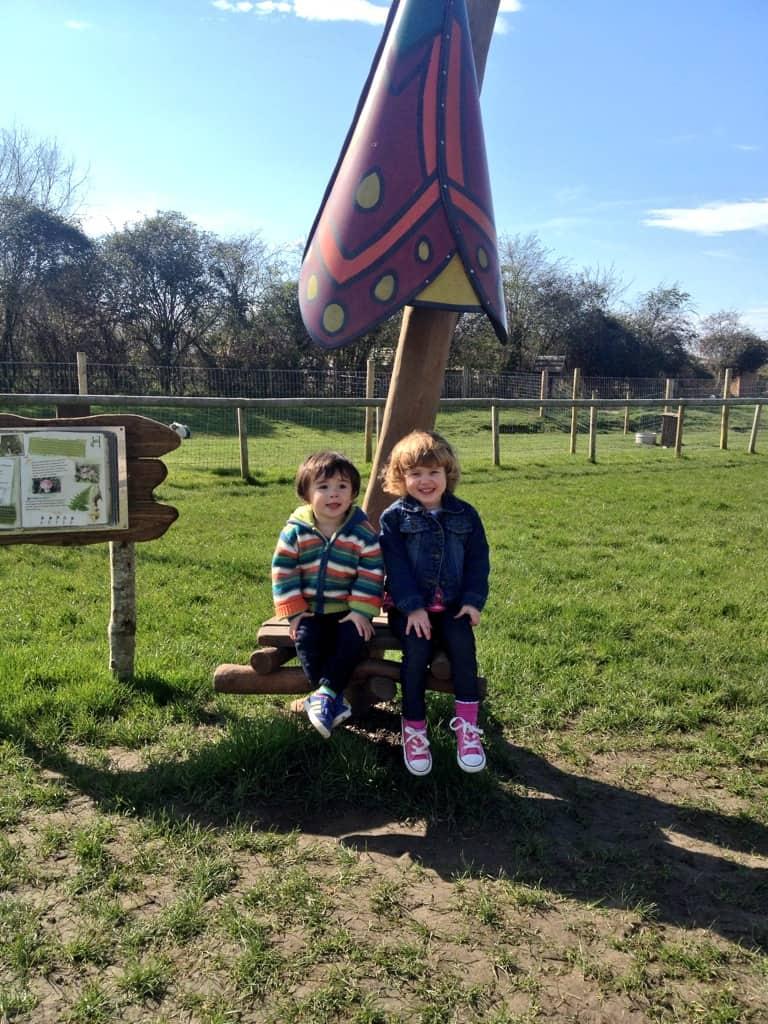 Family Fun at Hobbledown in Epsom, Surrey