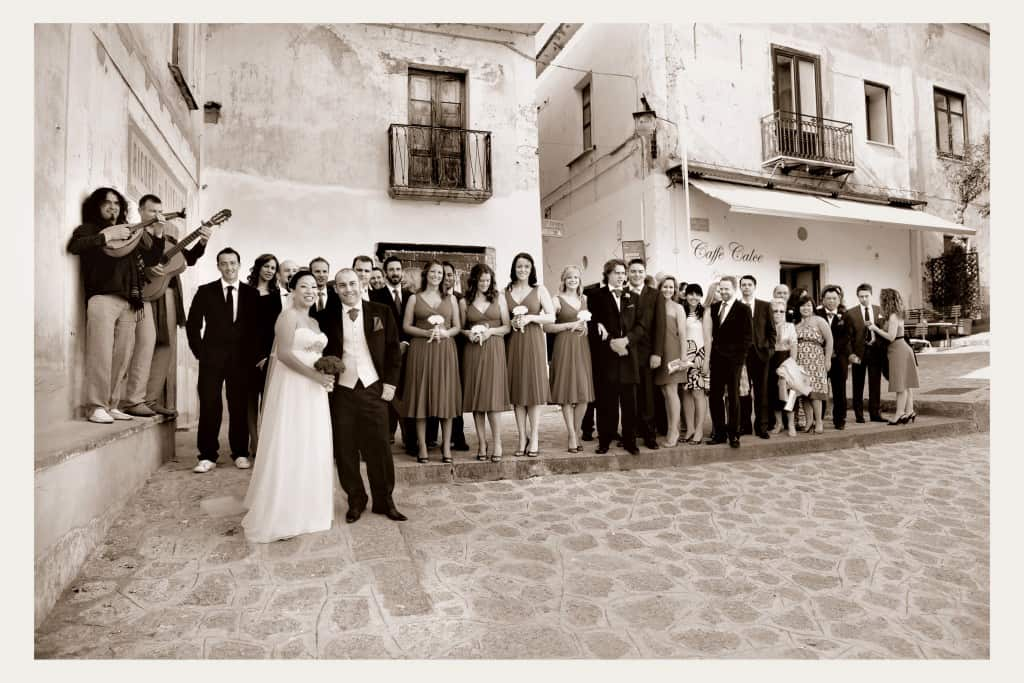 Ravello Wedding | My Travel Monkey