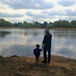 A Family Day Out At Frensham Great pond and little pond
