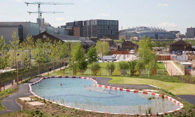 Outdoor swimming pools in London   My Travel Monkey