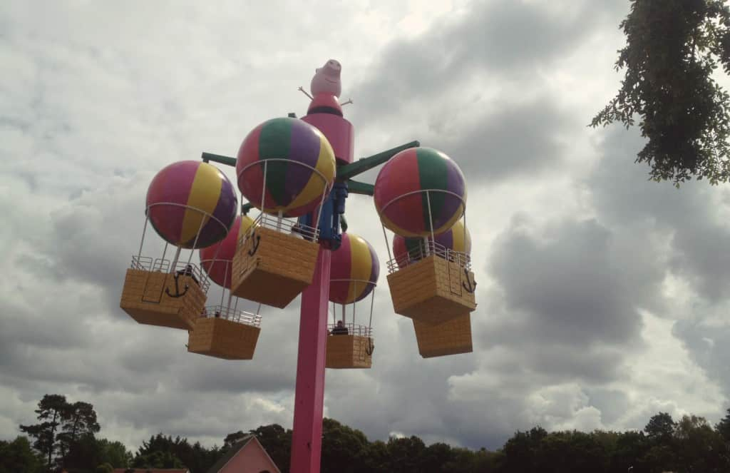 Nearly A Year On: Peppa Pig World and Paultons Park in Hampshire