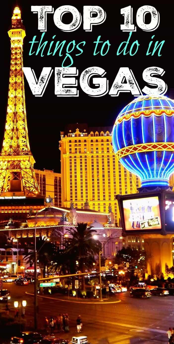 Vegas Todo List