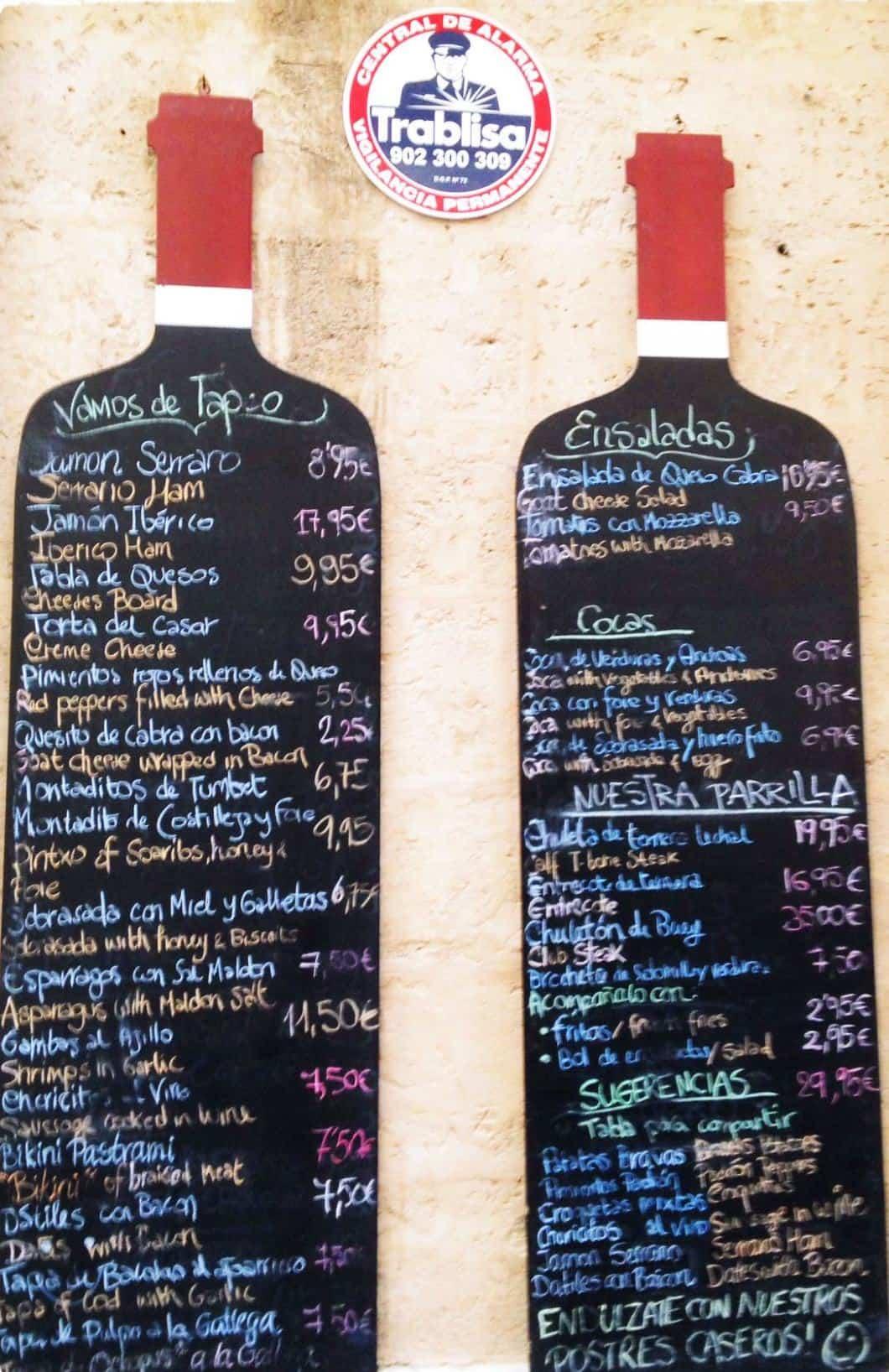 Mallorca top activities