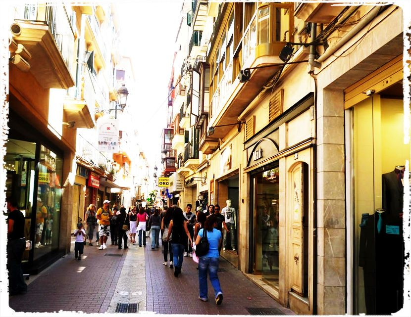 Palma shopping ideas