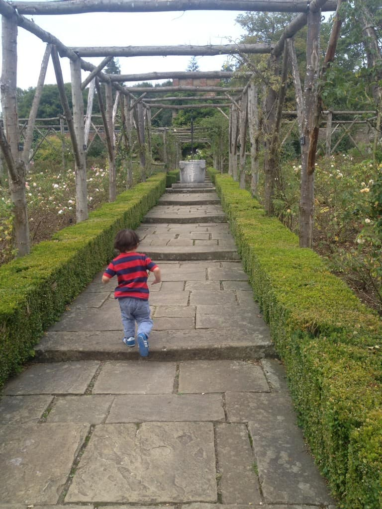 A Family Day Out at National Trust's Polesden Lacey | My Travel Monkey