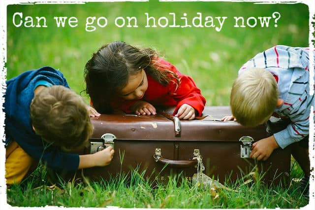My Travel Monkey asks Should Parents really be fined for taking kids out of school for holidays?