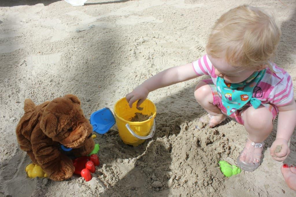 St lucia sandcastles