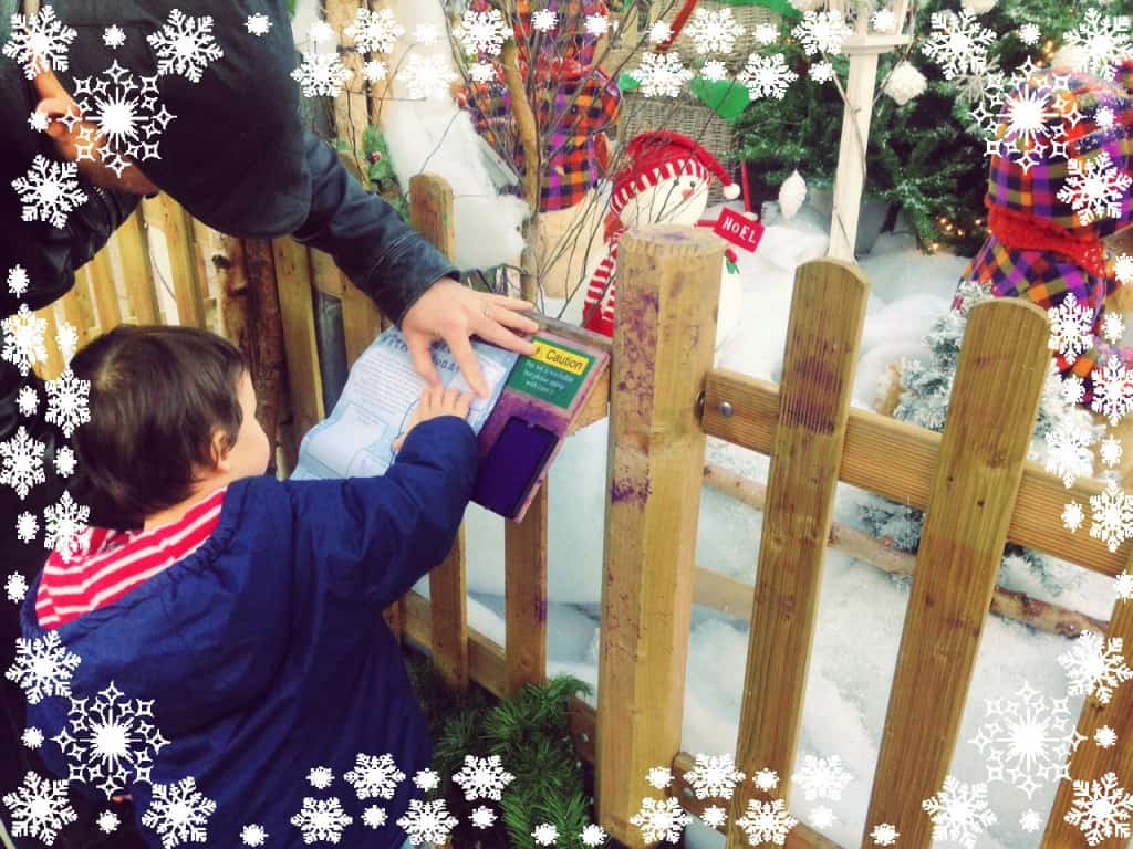 Christmas Cheer at Woodcote Garden Centre, Surrey | My Travel Monkey