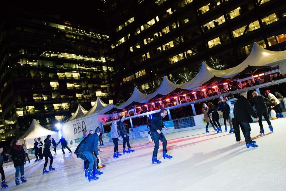 Ice Skating in London: Top Rinks For 2016