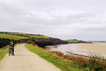 Family Cycling Fun On The Camel Trail Wadebridge In Cornwall | My Travel Monkey