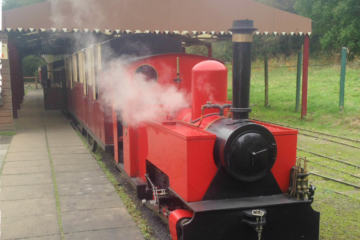 Lappa Valley Steam Railway | My Travel Monkey