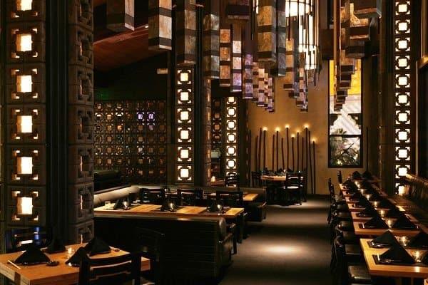 Best Sushi at Sushi Roku Caesars Palace Las Vegas