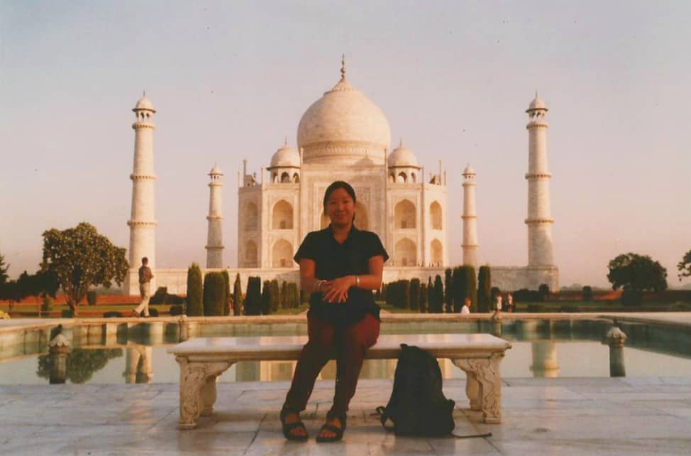 The Taj Mahal and Me | My Travel Monkey
