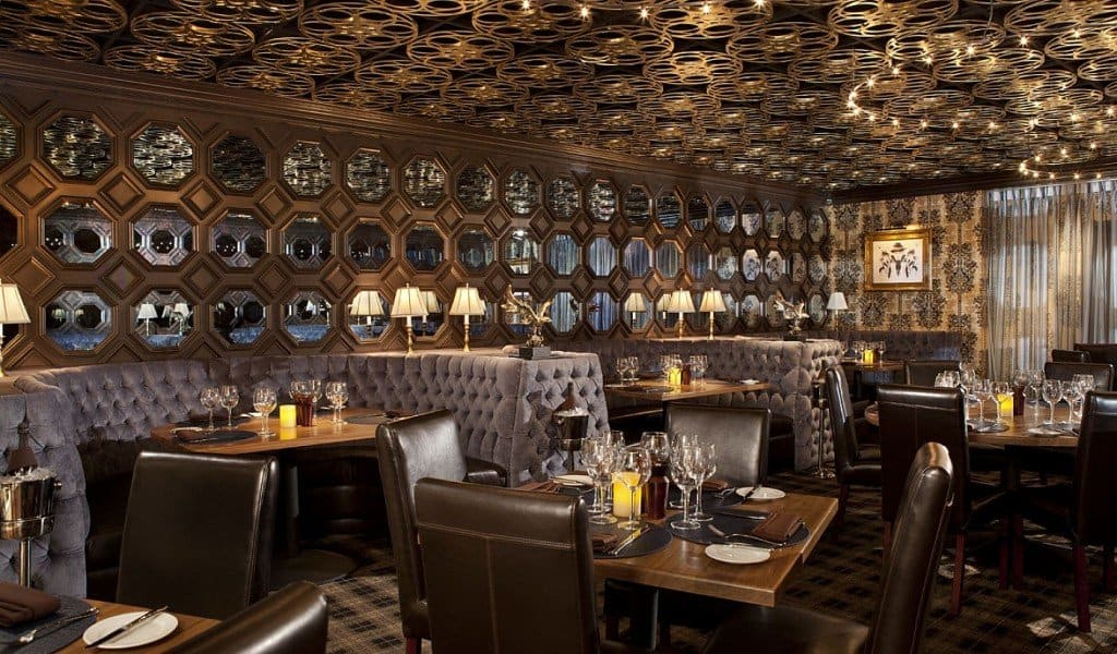Best restaurants in Las Vegas - The Barrymore