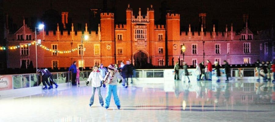 The Top Six Ice Skating Rinks in London This Winter (2015)