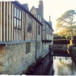 A Chilly Visit To National Trust's Ightham Mote