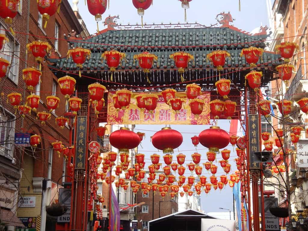 Where To Celebrate Chinese New Year in London