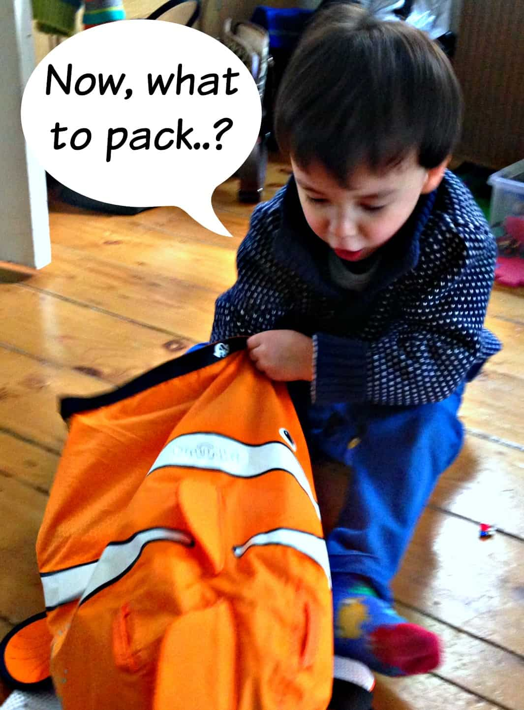Trunki Swimbag | My Travel Monkey