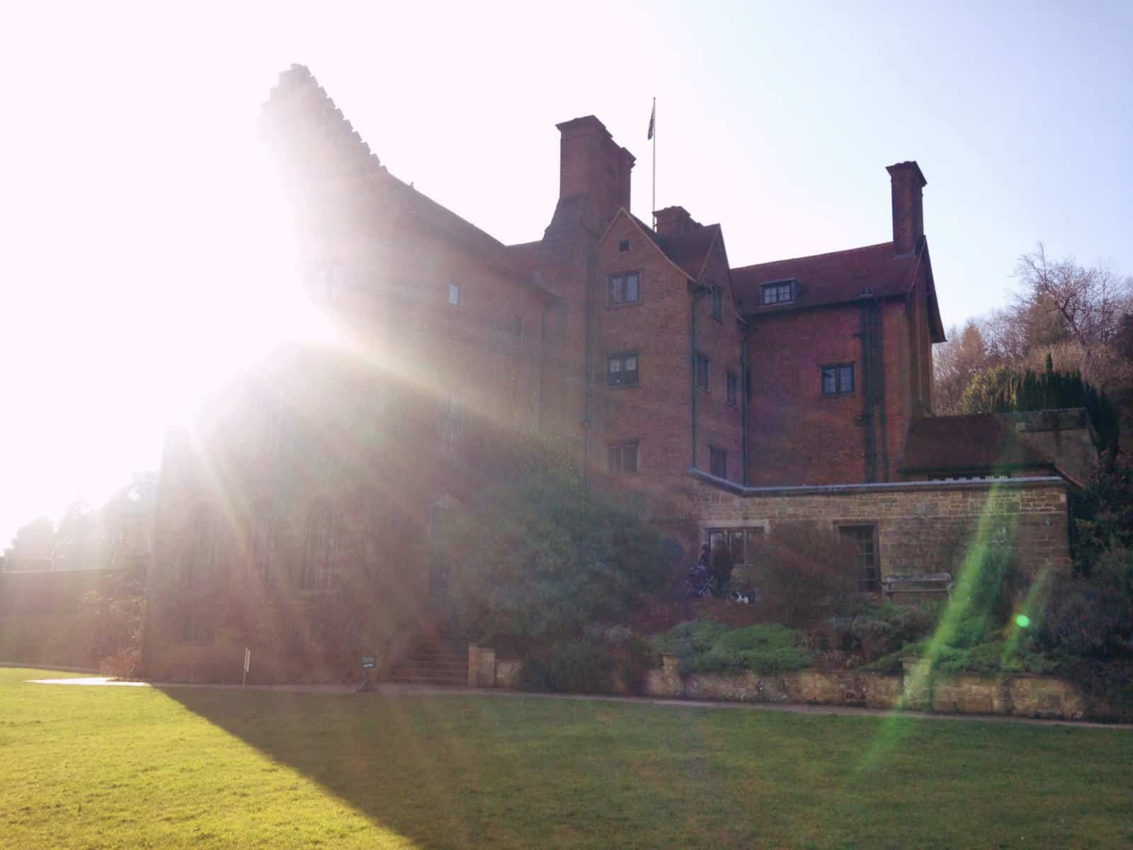 A Family Day Out at National Trust's Chartwell in Kent My Travel Monkey