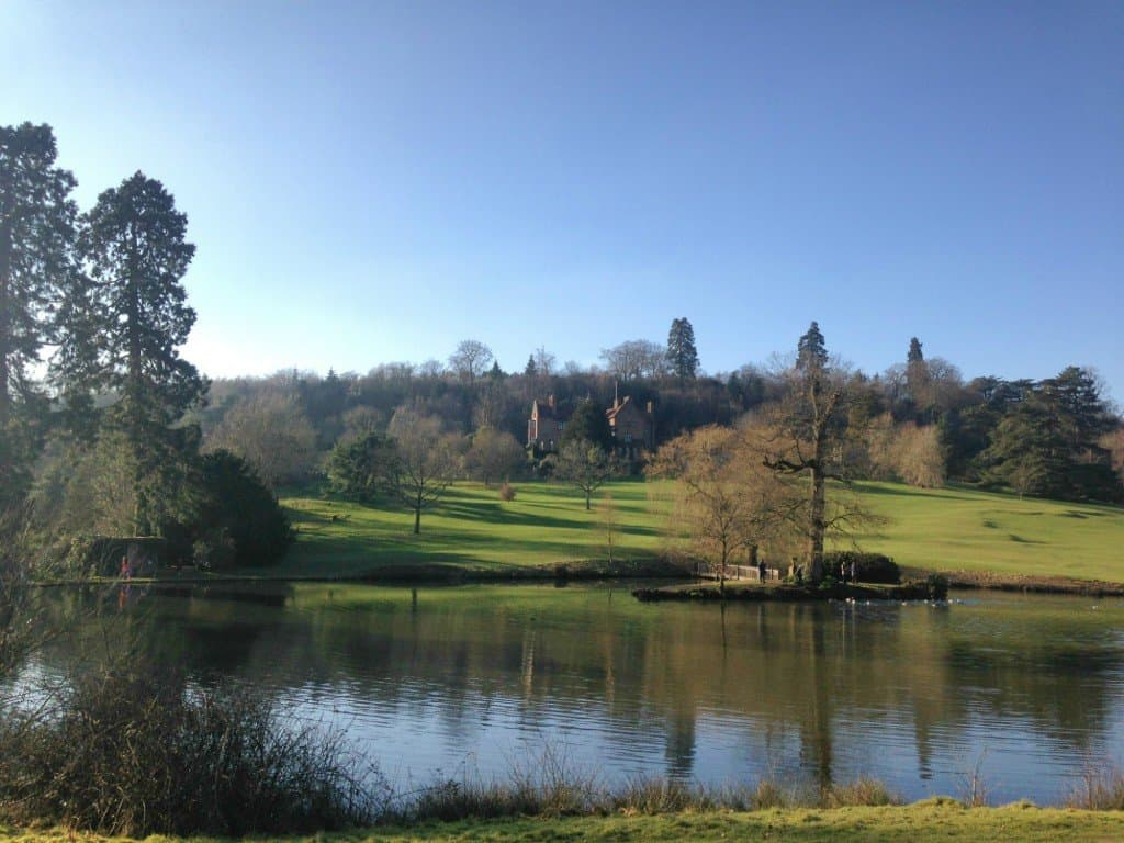 The Lakes at National Trust's Chartwell House in Kent My Travel Monkey