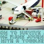 10 Tips On How To Survive A Long Plane Journey With A Toddler