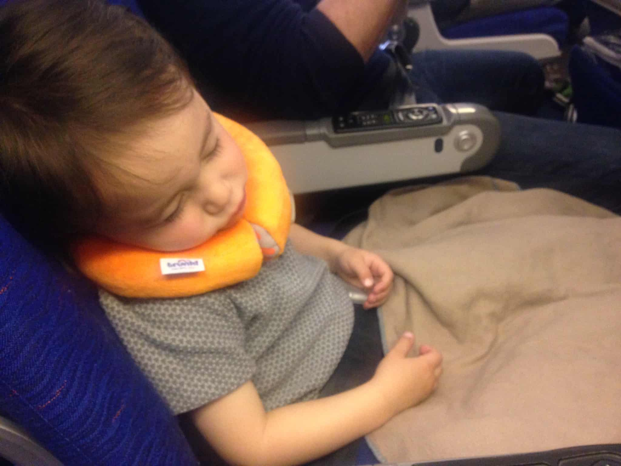 12 Tips On How To Survive A Long Haul Flight With Young Children