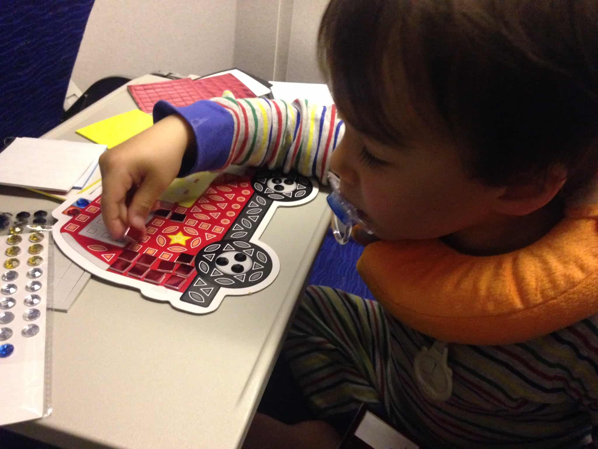How To Survive A Long Haul Flight With Toddler | My Travel Monkey