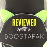 Reviewed: The Trunki BoostApak