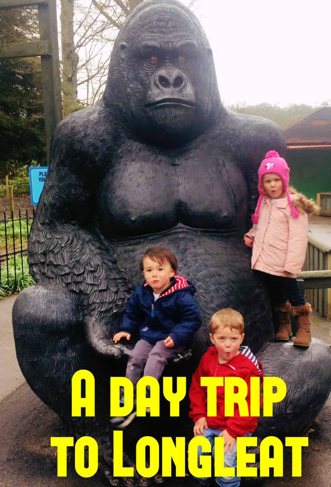 Family Fun at Longleat Safari & Adventure Park | My Travel Monkey