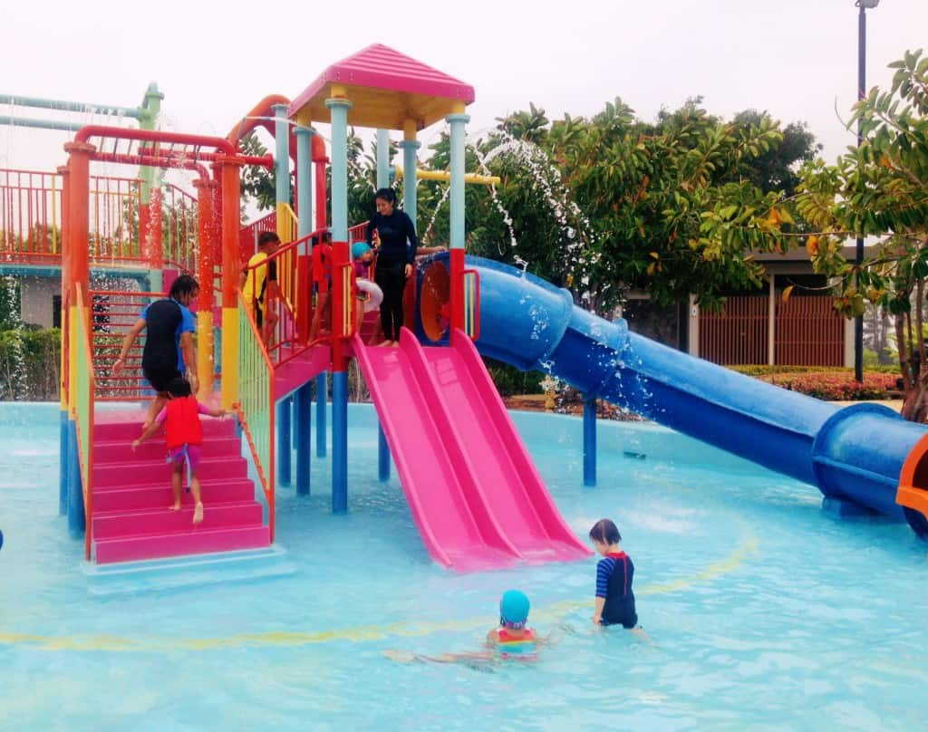Slides for younger kids at Black Mountain Hua Hin | My Travel Monkey