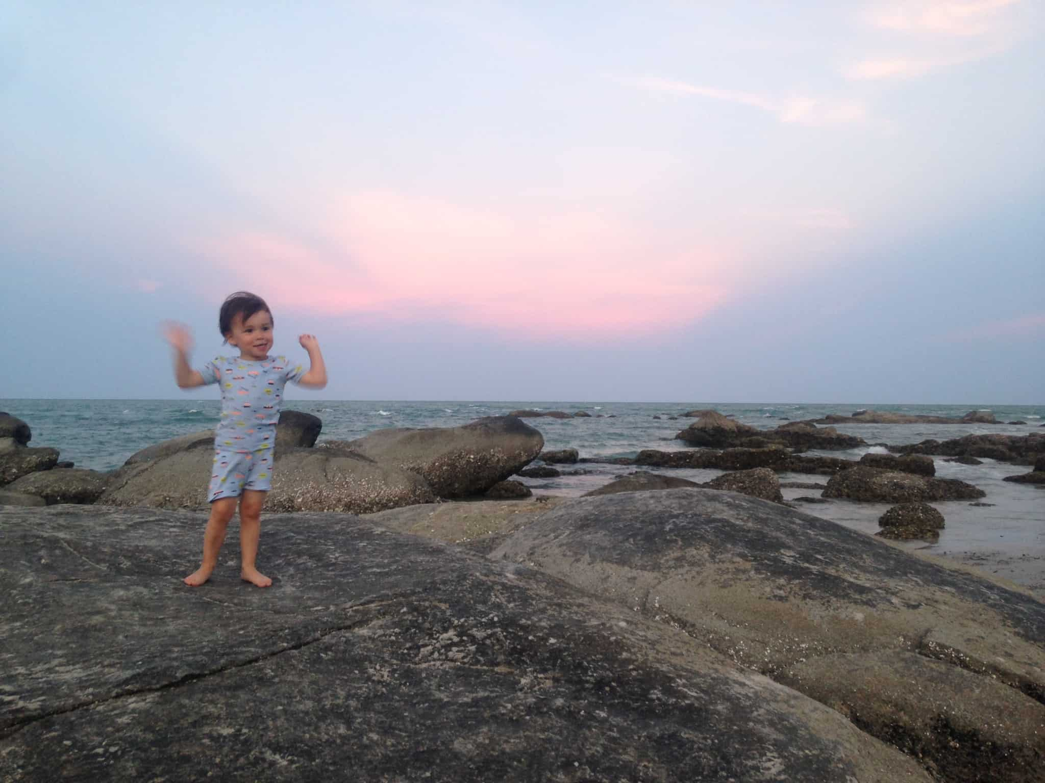 The Rocks at Hua Hin Beach | My Travel Monkey