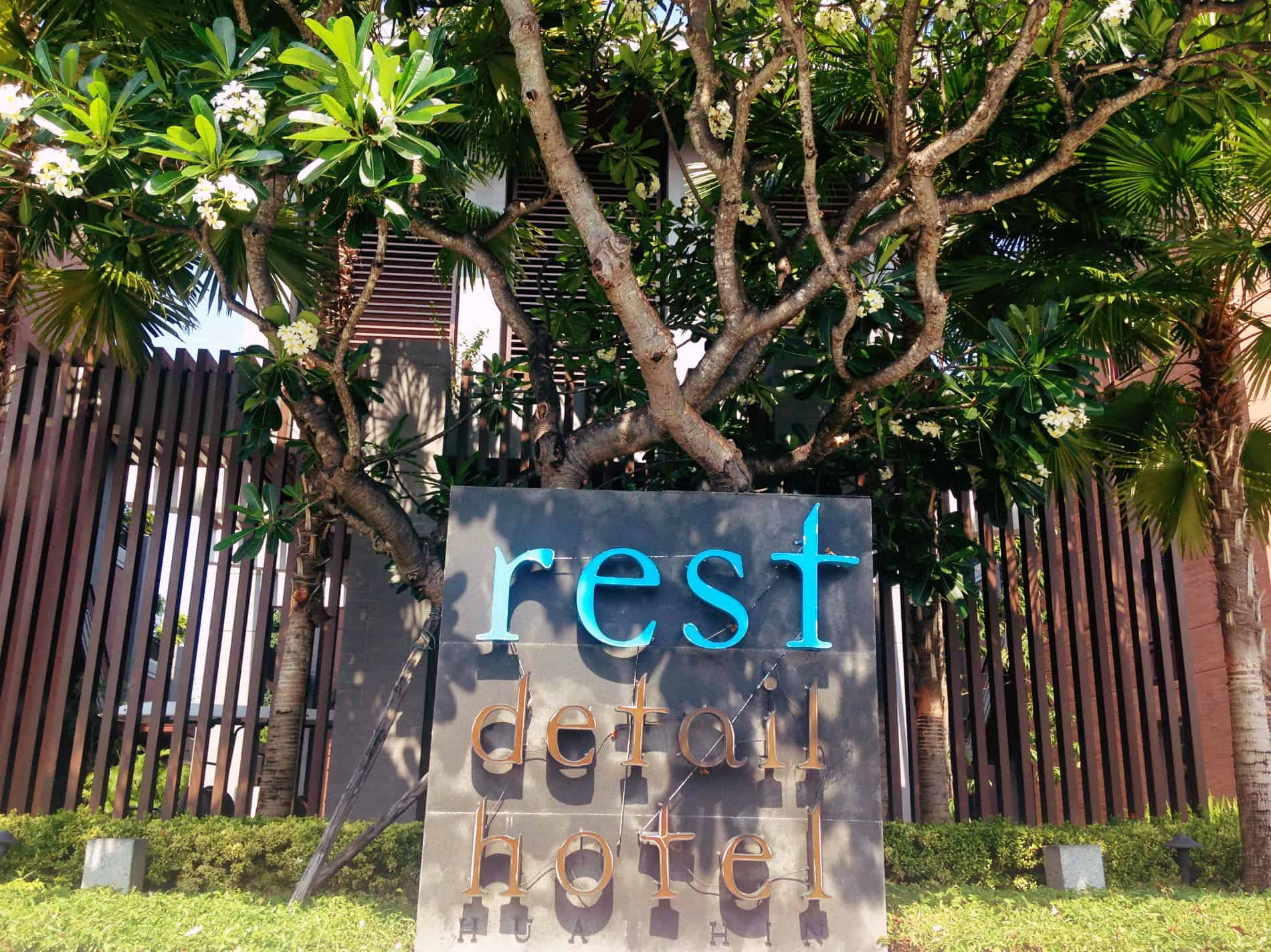 Rest Detail Hua Hin Thailand | My Travel Monkey
