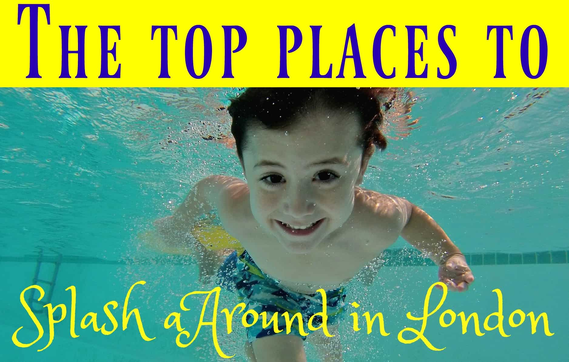 Outdoor Swimming Pools in London | My Travel Monkey