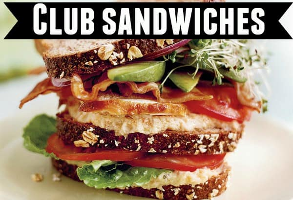 Club Sandwiches From Around The World