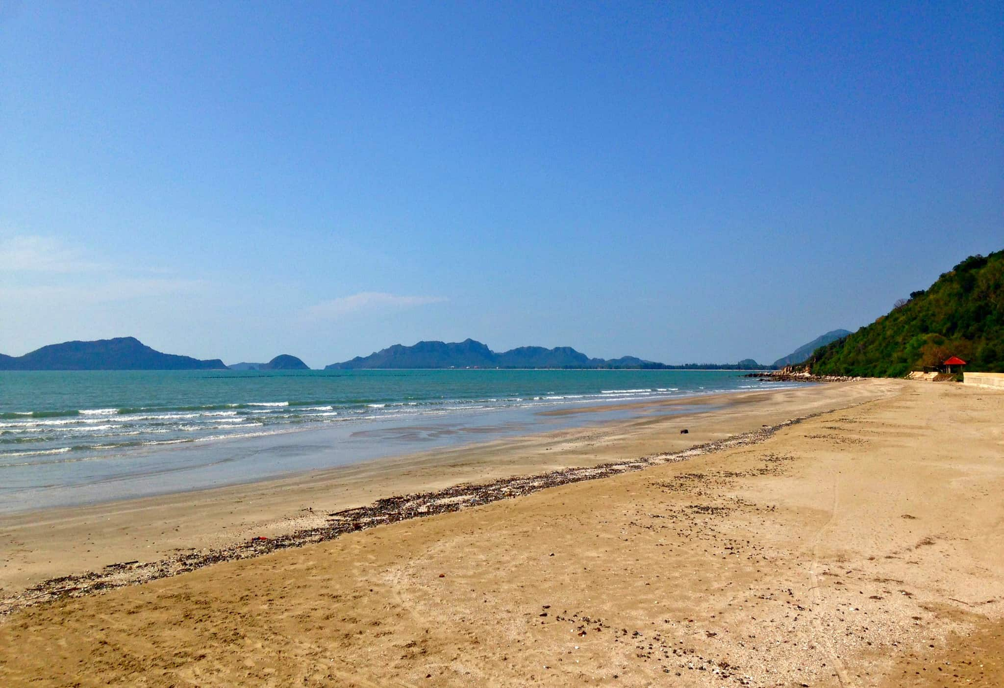 Hua Hin Bike Tours: Dolphin Bay | My Travel Monkey