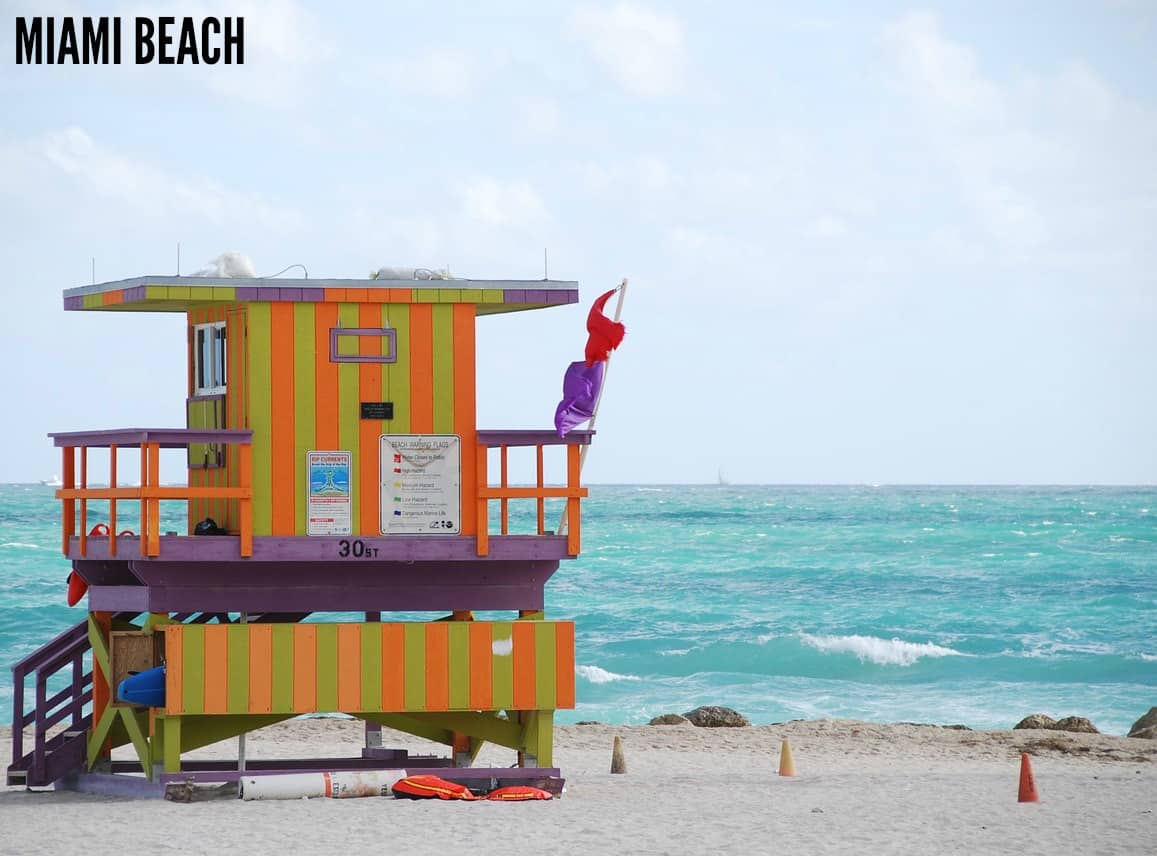 Miami Beach: One of My Travel Monkey's USA Bucket List