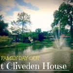 A Family Day Out at National Trust's Cliveden House