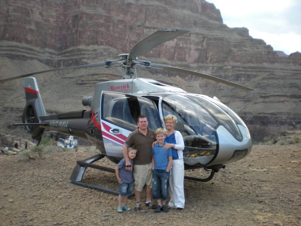 Grand Canyon Extraordinary Chaos on Holiday Snapshots