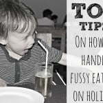 Top Tips On How To Handle Fussy Eating On Holiday
