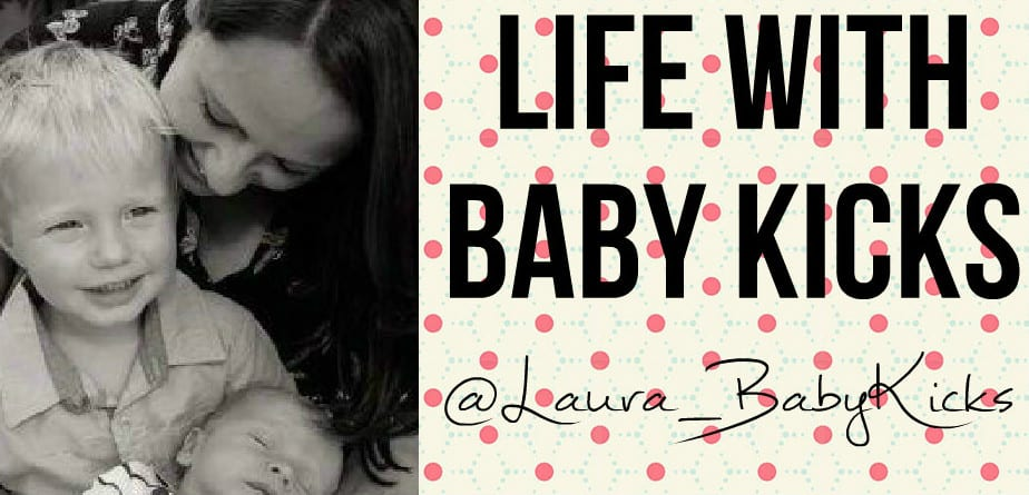 HolidaySnapshots with Laura from Life With Baby Kicks