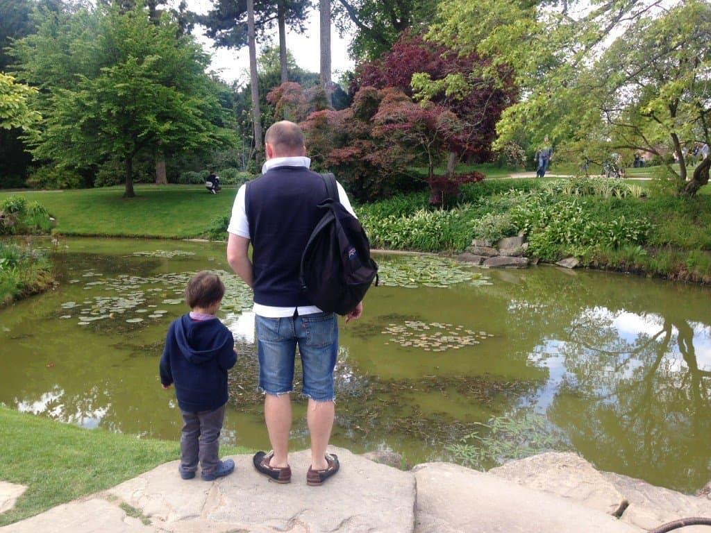 The Oriental Water Garden at Cliveden House My Travel Monkey
