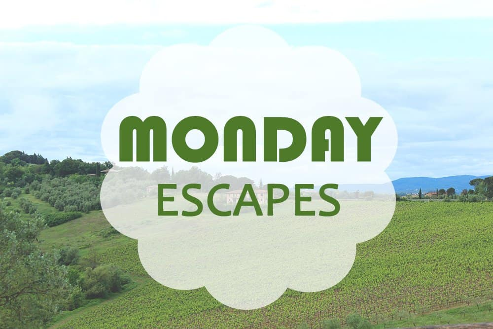 Monday Escapes Blog Hop