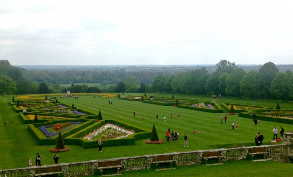 Parterre at Cliveden House My Travel Monkey