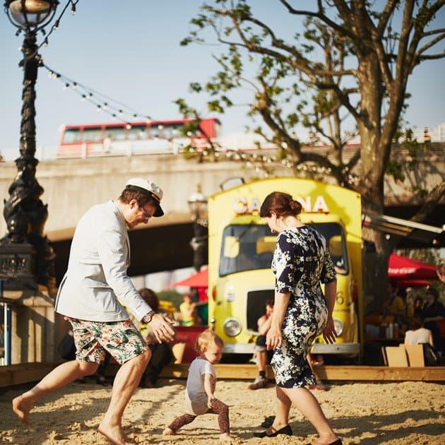 The Best Urban Beaches in London