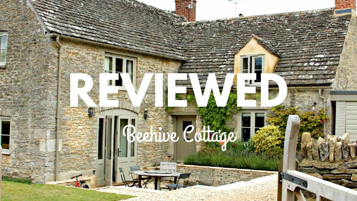 Reviewed: Beehive Cottage Poulton Cotswolds My Travel Monkey