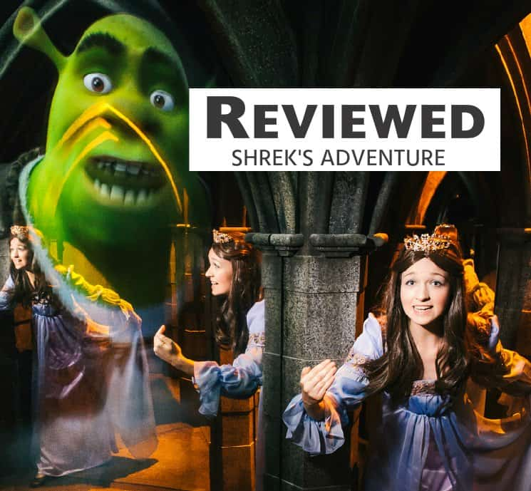 Reviewed: Shrek's Adventure London | My Travel Monkey