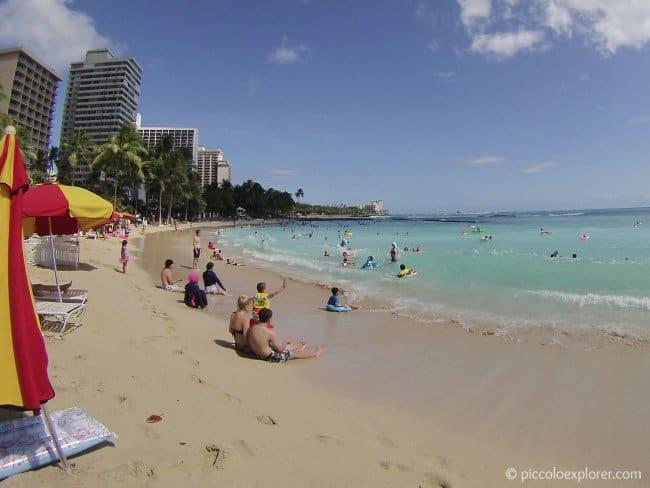 Holiday Snapshots #39 Honolulu Hawaii My Travel Monkey