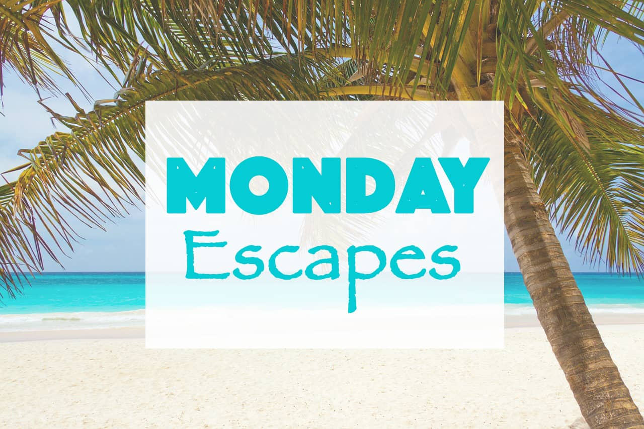 #Monday Escapes #22