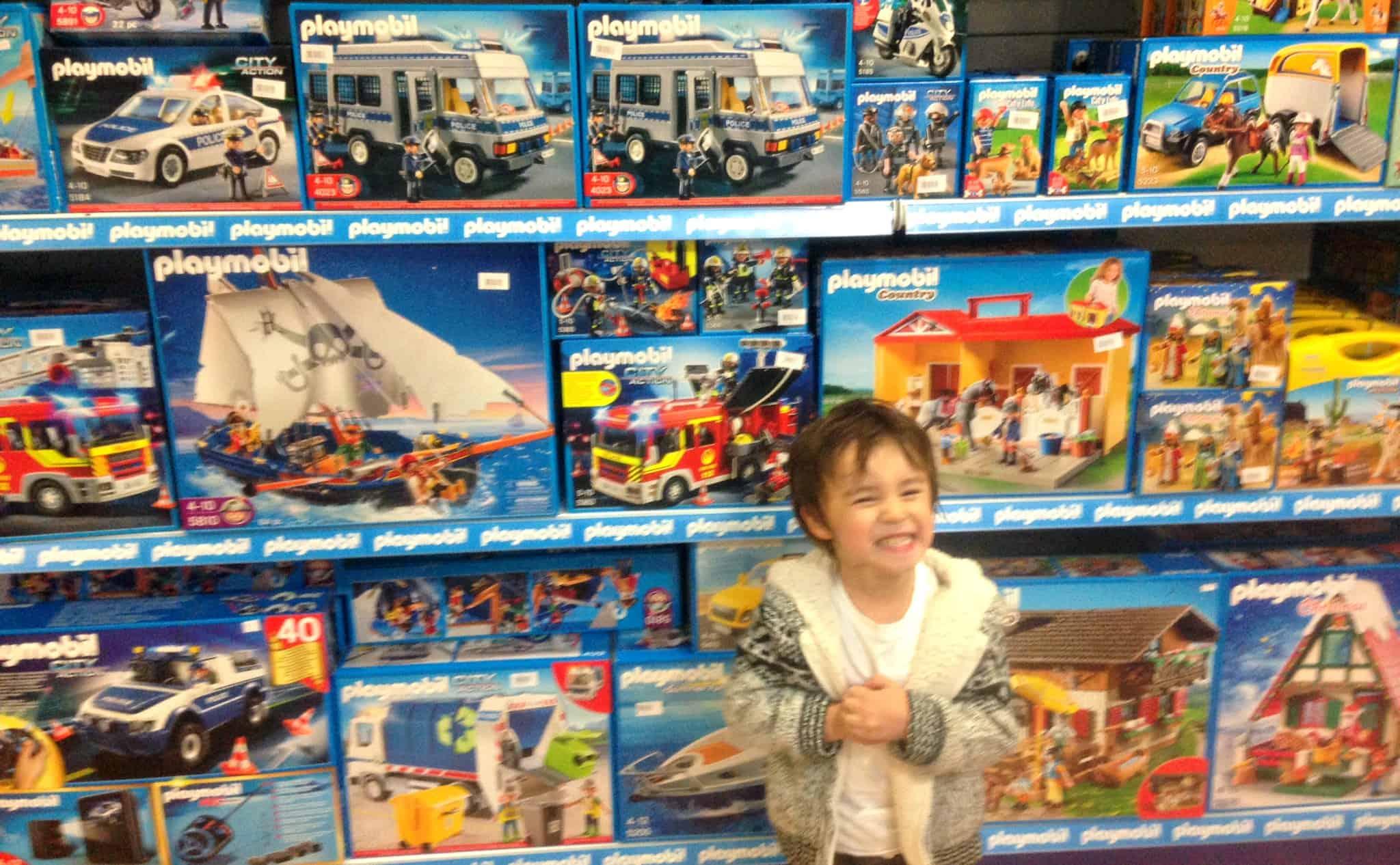 Toy shops in San Sebastian | My Travel Monkey