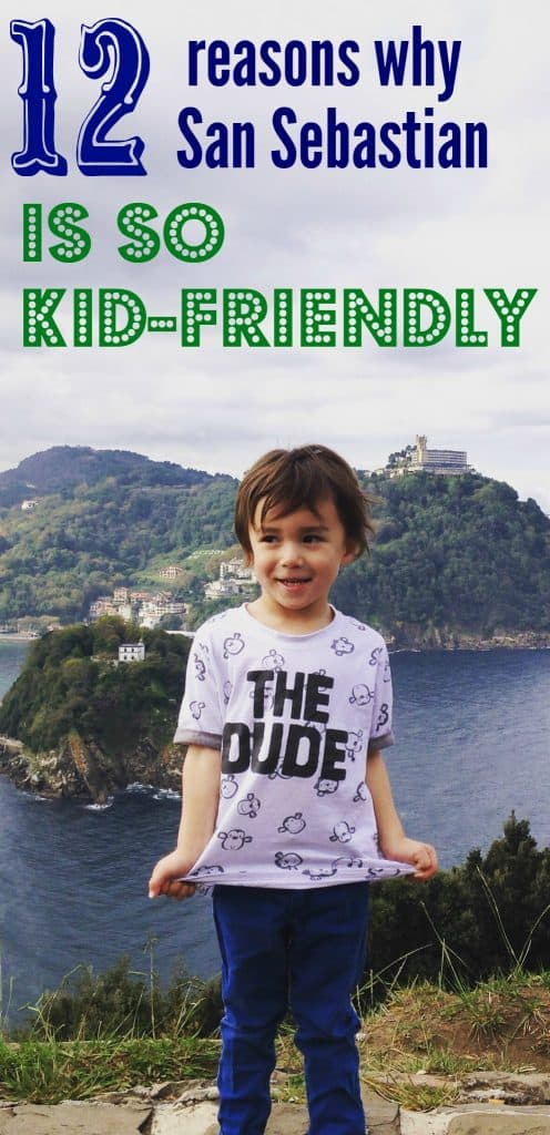 12 Reasons Why San Sebastian is So Kid Friendly